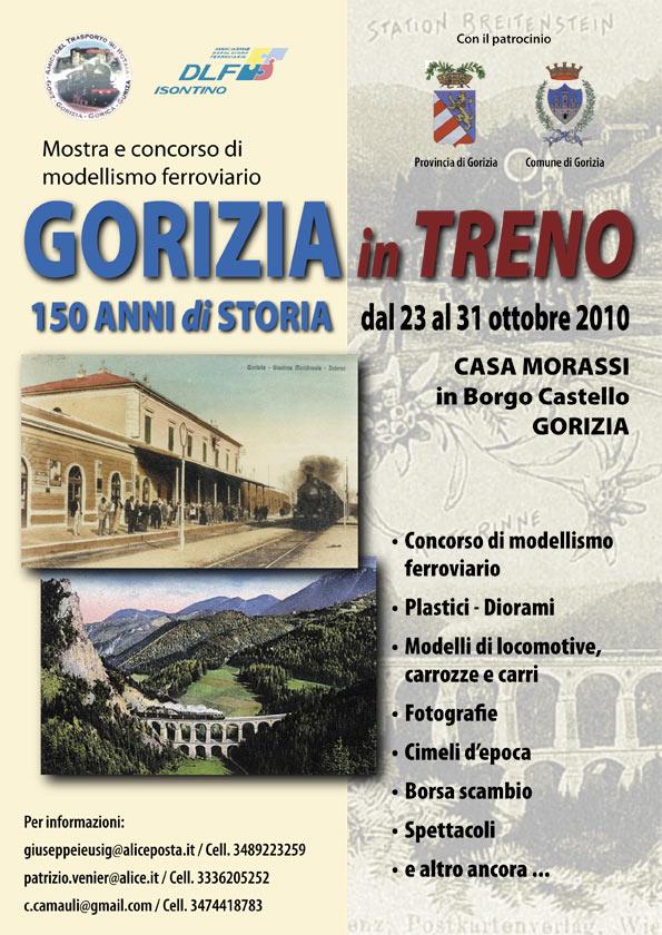 """Mostra e concorso """"Gorizia in Treno"""""""