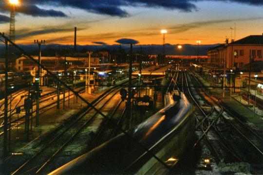 Stazione di Udine – 150° anniversario