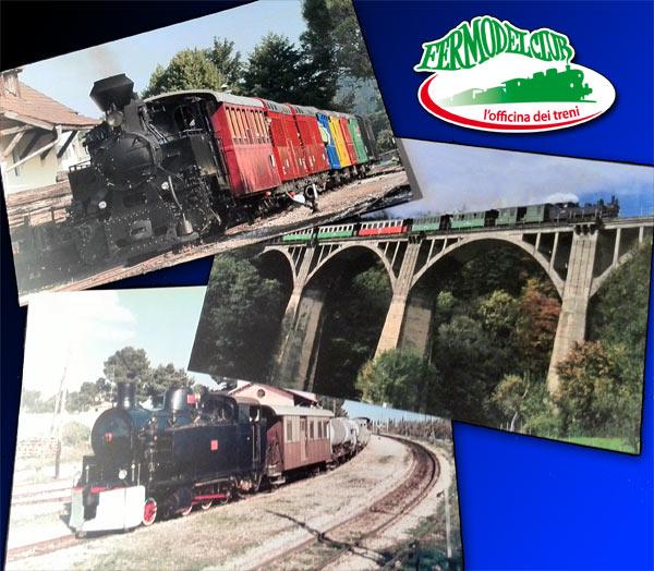 Cartoline: 3 immagini dello scartamento ridotto